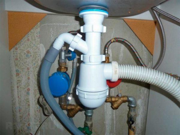 Как подключить посудомоечную машину к электрической сети