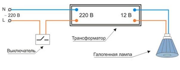 Параллельное и последовательное и соединение ламп в быту