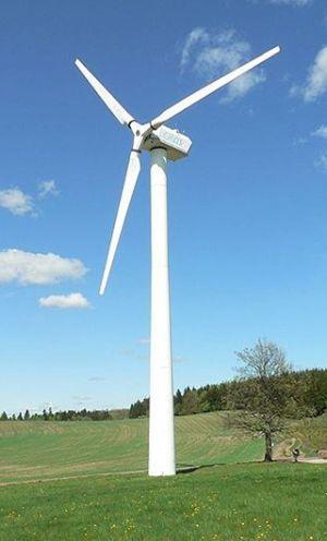 Вертикальные ветрогенераторы с ротором Дарье