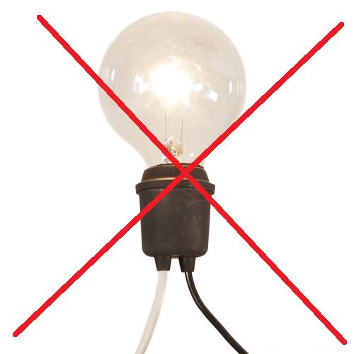 Чем опасна контрольная лампа и почему она запрещена правилами