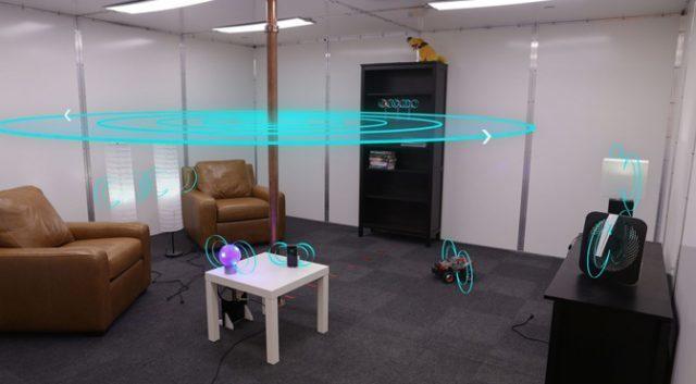 Комната для беспроводной зарядки устройств Disney - как это работает