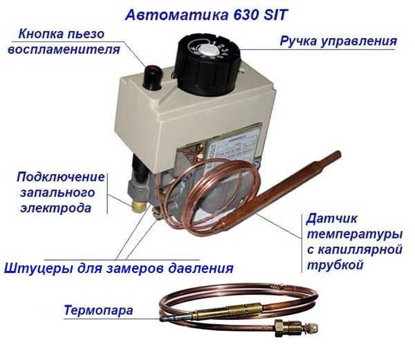 Что такое термопара и как она работает