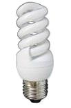 Соотношение мощности ламп различных видов