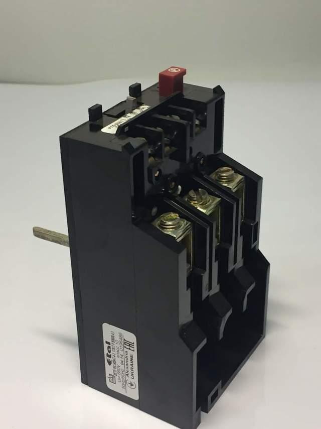Виды и конструкции тепловых реле, расчет и выбор теплового реле для защиты двигателя