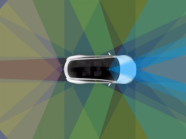 Как работает беспилотный автомобиль