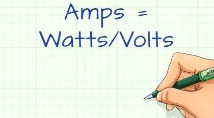 Сколько в ампере ватт, как перевести амперы в ватты и киловатты