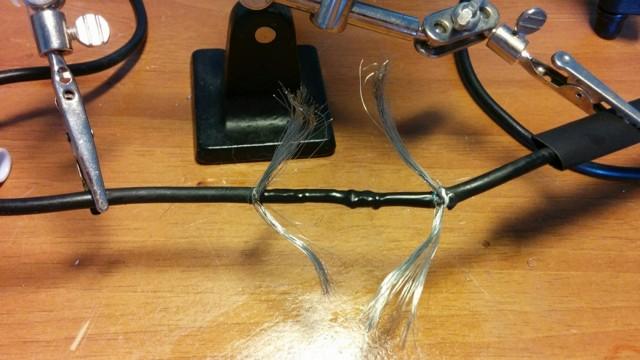 Как отремонтировать провод, кабель или шнур