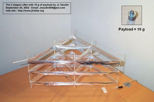 Левитация и эффект Бифельда-Брауна, ионный ветер - как это работает