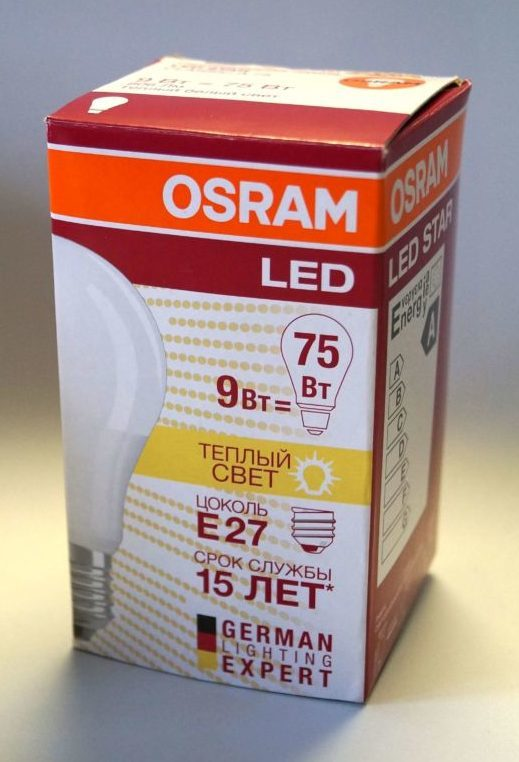 Обзор современных светодиодных ламп philips