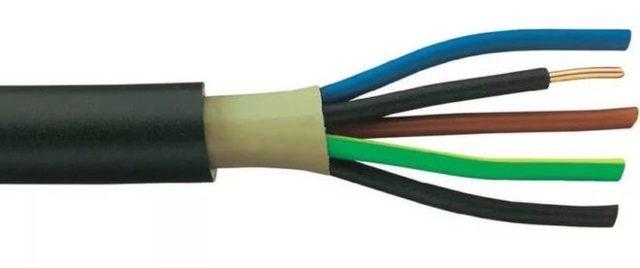 Какой кабель можно использовать на улице и как его прокладывать