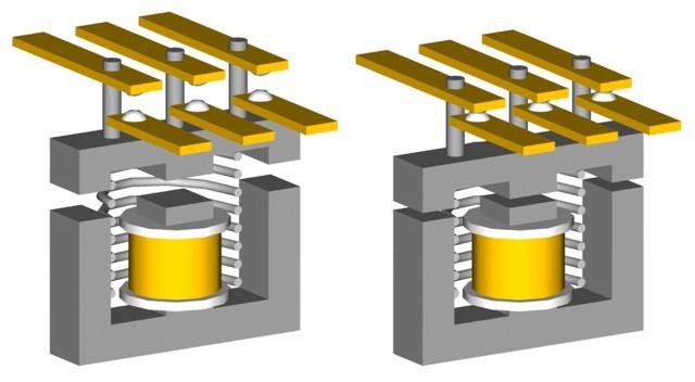 Особенности современных магнитных пускателей и их применение