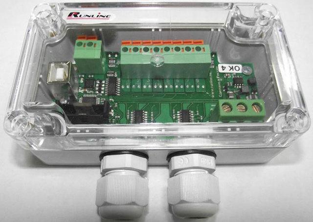 Программируемые контроллеры динамических светодиодных вывесок - как устроены и работают, виды