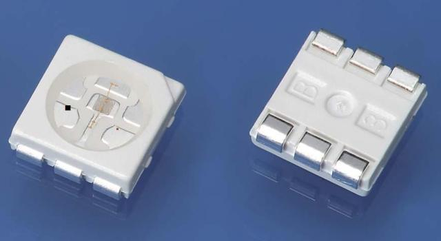 Виды, характеристики, маркировка smd-светодиодов - обзор и сравнение