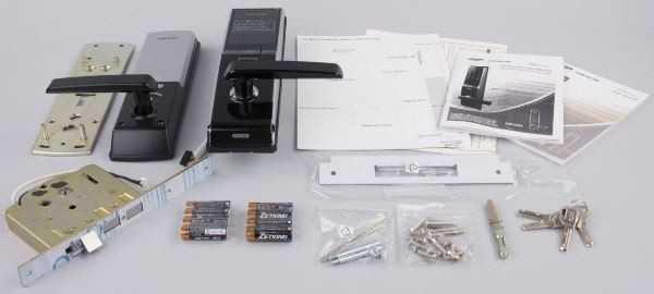 Биометрические замки - устройство, принцип действия, разновидности