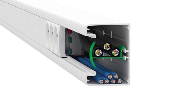 Как выбрать кабель-канал для монтажа электропроводки