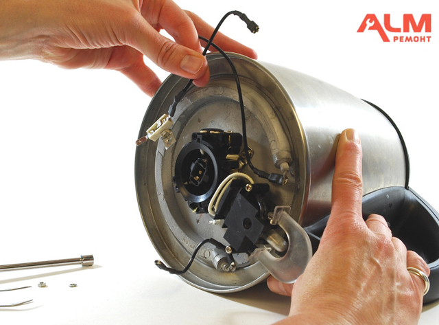 Как отремонтировать электрочайник