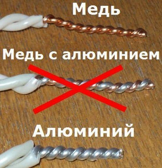 Стоит ли менять алюминиевую проводку на медную и как правильно это сделать