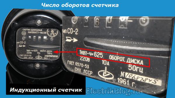Как рассчитать расход электроэнергии