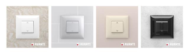 Управление освещением с двух, трёх и более мест