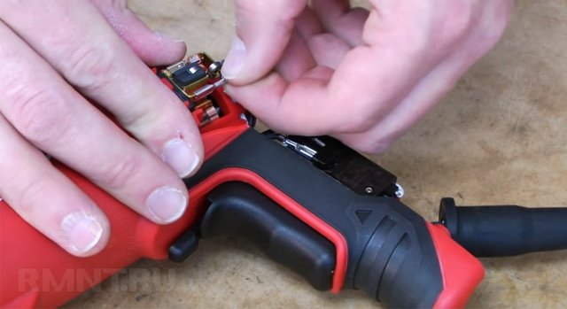 Как найти неисправность и отремонтировать электрическую дрель