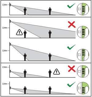 Как настроить датчик движения