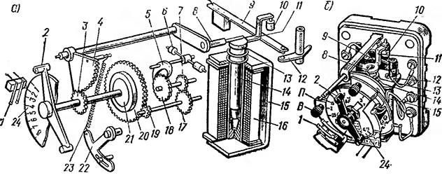 Эксплуатация и ремонт электромагнитных реле