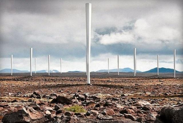 Безлопастные турбины - новый вид ветрогенераторов