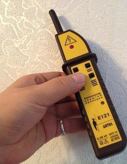 Современные детекторы скрытой проводки