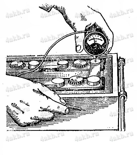 Что такое саморазряд аккумулятора