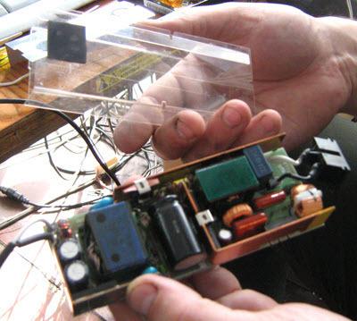 Как устроен компьютерный блок питания и как его запустить без компьютера
