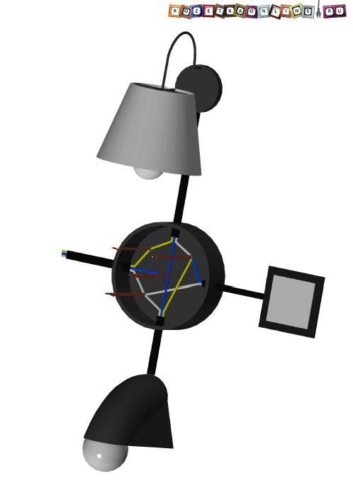 Схемы датчиков движения и принцип их работы, схемы подключения
