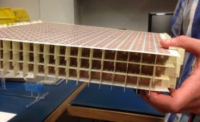 Метаматериал для усиления магнитных полей