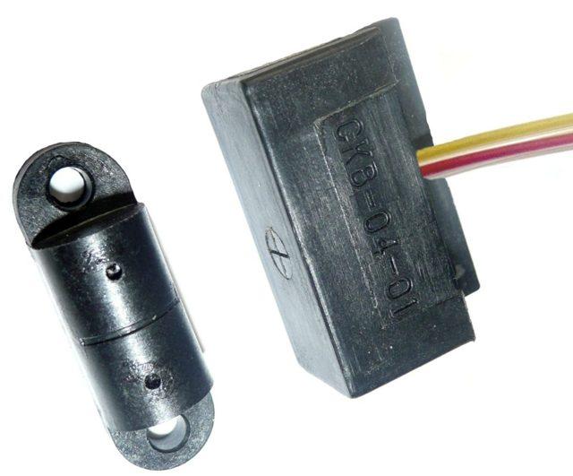 Концевые выключатели - особенности конструкций и примеры использования
