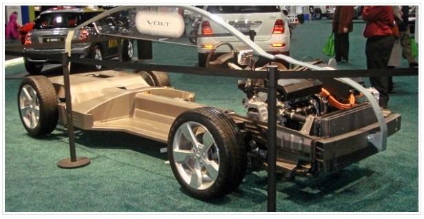 Какие аккумуляторы используются в современных электромобилях