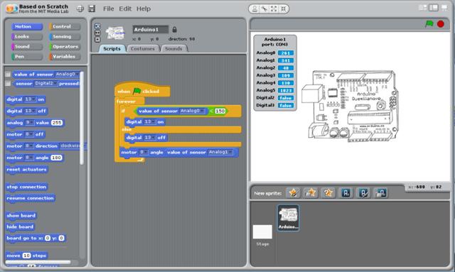 Подключение и программирование Ардуино для начинающих