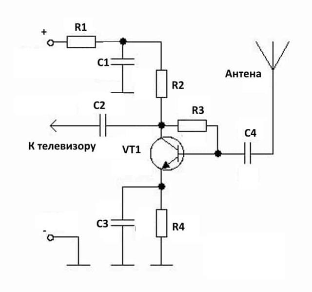 Как устроены усилители для ТВ-антенн и какой выбрать
