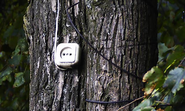 Где взять электричество на природе