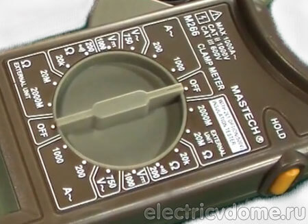 Как пользоваться токовыми измерительными клещами