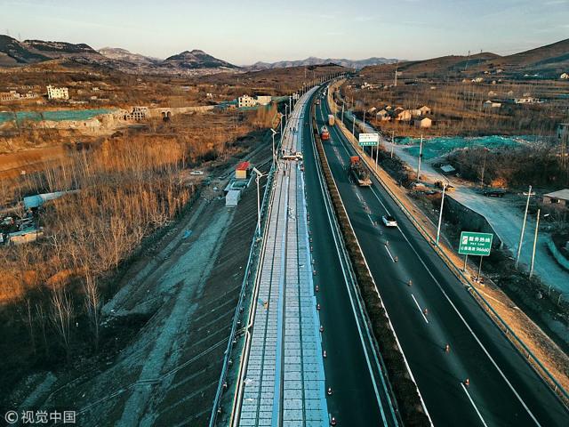 Фотоэлектрические автомагистрали