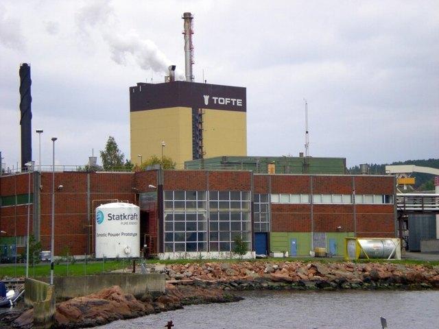 Осмотическая электростанция: чистая энергия соленой воды