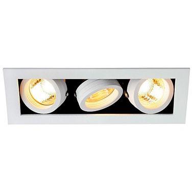 Как выбрать лампочку для встраиваемых точечных светильников