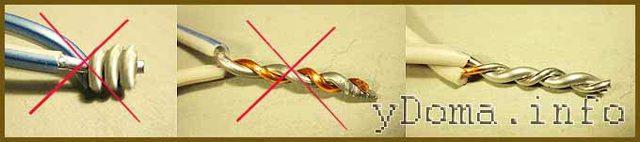 Почему нельзя соединять медь и алюминий в электропроводке?
