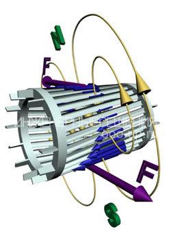 Как определить рабочую и пусковую обмотки у однофазного двигателя