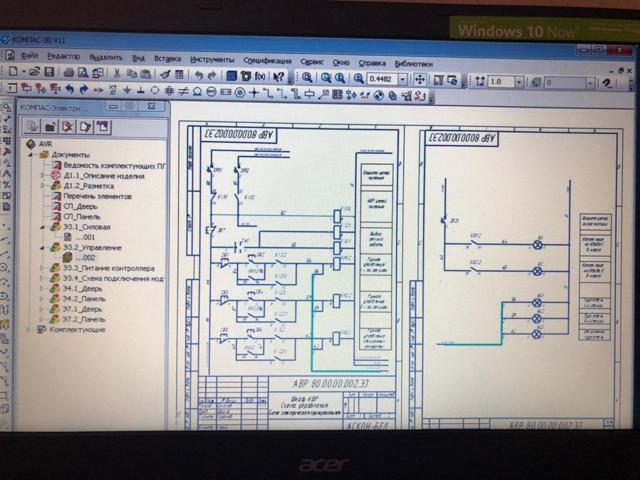 Программы для черчения электрических схем