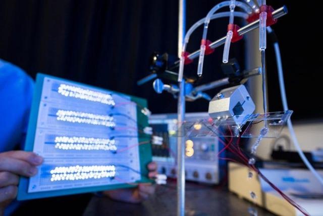 Наногенераторы - универсальные генераторы энергии