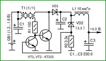 Об использовании светодиодов, устройство светодиода, как зажечь светодиод