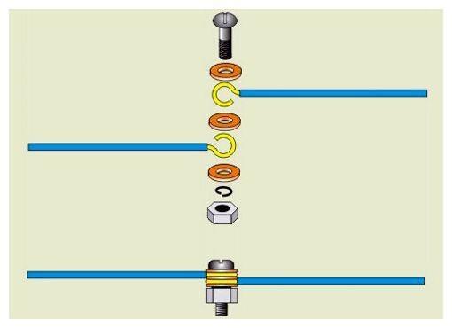 Как соединять медные и алюминиевые провода