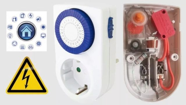 Электрические розетки с таймером: назначение, устройство, настройка и эксплуатация