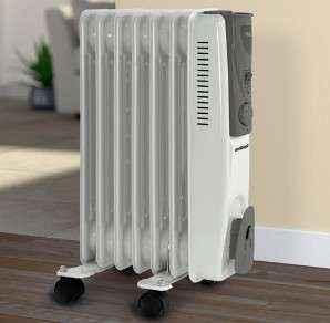 Современные бытовые электрические обогреватели