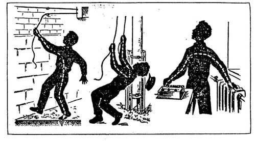 Чем опасна старая электропроводка